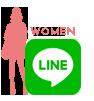 LINE woman